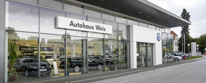 Autohaus Weiz GmbH & Co KG