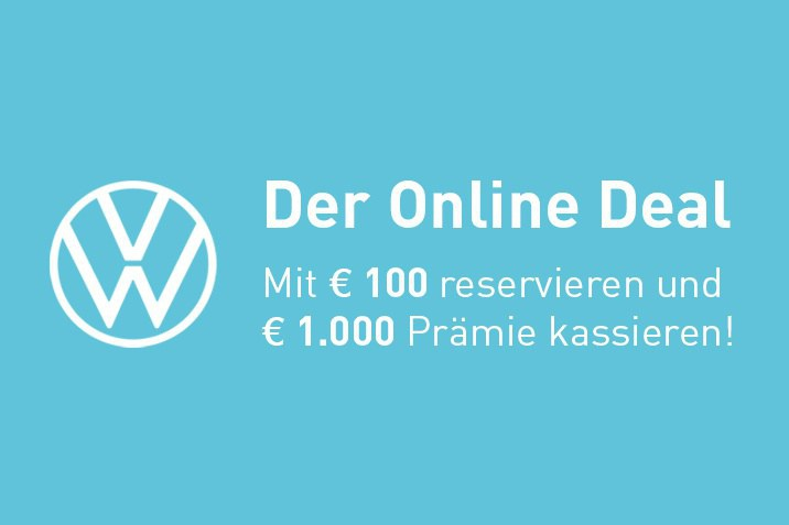 VW Online Deal